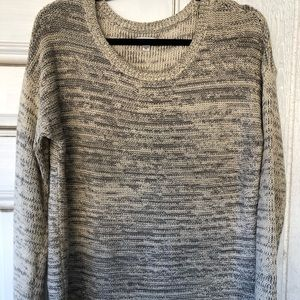 American Eagle Marled Knit Extra Soft Sweater